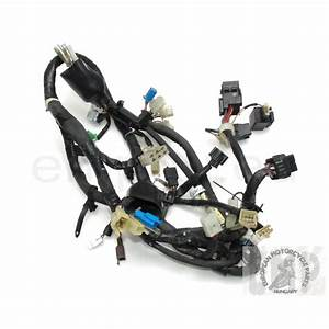Yamaha Yzf R1 1000  2000  Main Wiring Harness Loom 5jj