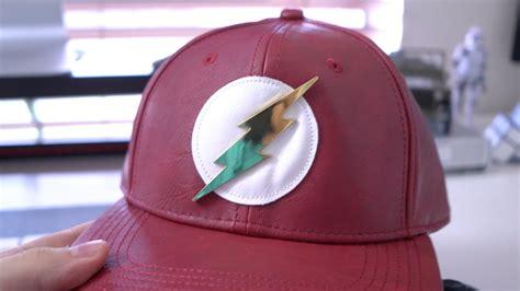 The Flash Snapback Hat
