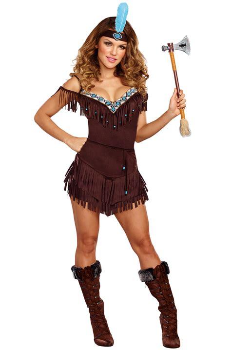 Tribal Princess Adult Costume
