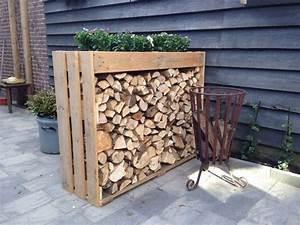 Brennholz Aufbewahrung Aussen : die besten 17 ideen zu brennholzlagerung auf pinterest ~ Michelbontemps.com Haus und Dekorationen