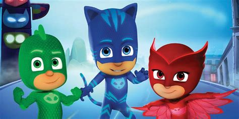 family fun day pj masks  show