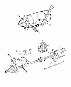 Fiat 500 Starter Motor