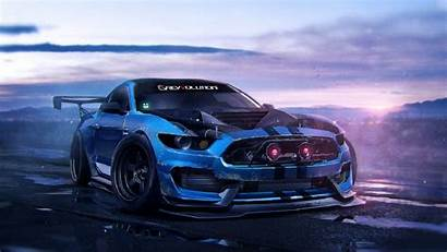 Gt350 Mustang Shelby Saleem Khyzyl Ford Muscle