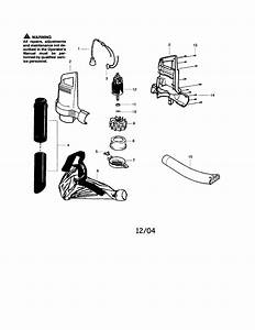 Looking For Craftsman Model 358799432 Electric Leaf Blower