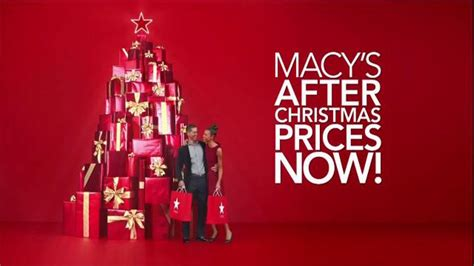 macys  christmas prices  sale tv commercial
