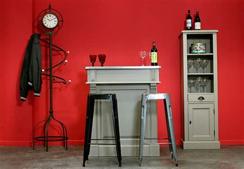 meuble cuisine rangement déco style quot cuisine bistrot quot déco made in meubles