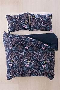 Housse De Couette Fleurie : housse de couette fleurs lillian housse couette ~ Melissatoandfro.com Idées de Décoration