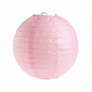 Guirlande Lumineuse Boule Rose : beautiful lanterne boule chinoise papier rose cm with guirlande boule chinoise ~ Melissatoandfro.com Idées de Décoration