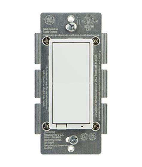 iris ceiling fan control ge z wave wireless smart fan speed control 3 speed in