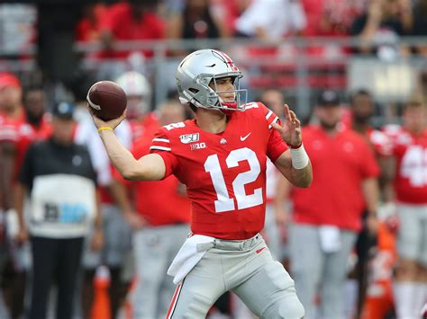 Ohio State football: Ranking the quarterbacks on the 2020 ...