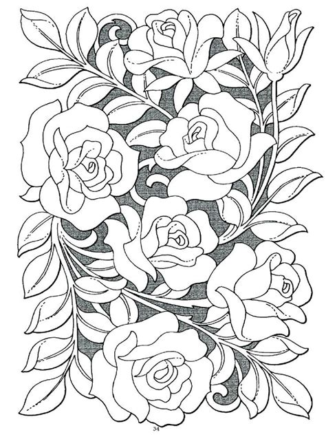 Coloring Leather by Pin By Kathryn Gadsby On Print Flower Coloring Pages