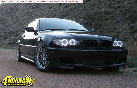 led smd angel eyes alb bmw  coupe facelift
