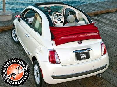 Best Fiat 500 Cabrio Car Leasing Offers