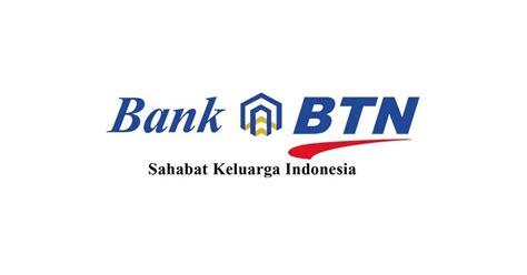 lowongan kerja pt bank tabungan negara lowongan kerja