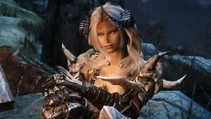 Svelk Vorpal-Blade - Half Dragon Follower at Skyrim Nexus ...