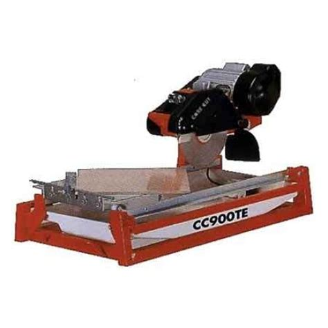 cc900te 1 1 2 hp 10 quot electric economy tile saw