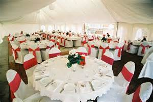cheap table linen rentals wedding reception decoration pictures