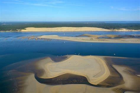 port de la teste un parc naturel marin pour le bassin d arcachon la croix