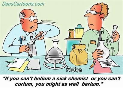 Textbook Cartoons Ways Point Illustrate Chemistry Cartoon
