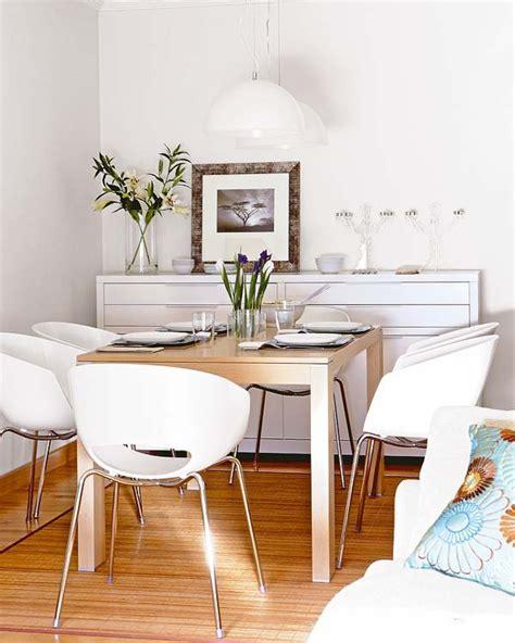 blanco  madera mesas  sillas de comedor mi casa