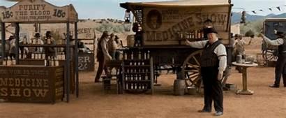 Snake Oil Salesman Die Wild West Ways