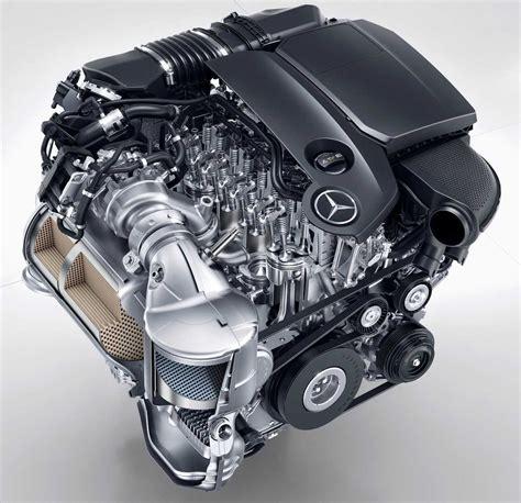 El Motor by Om 654 As 237 Es El Nuevo Motor Di 233 Sel De Mercedes
