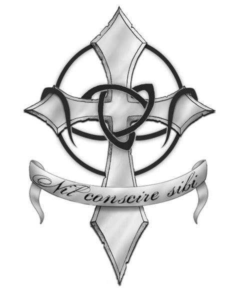 aggiecon: 12 Cool Tribal Cross Tattoos Designs