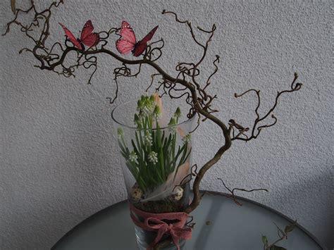Osterdeko Aus Naturmaterialien Selbstgemacht by Osterdeko Tutorial Muscari In Der Vase Osterdekoration