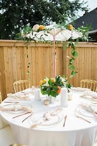 Kara U0026 39 S Party Ideas Umbrella Bridal Shower