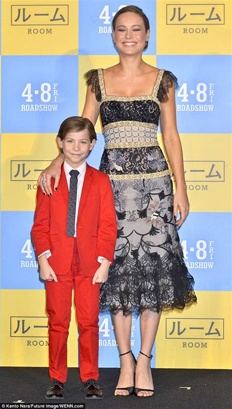 brie larson last name brie larson gushes about room co star jacob tremblay on
