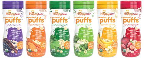 Happy Baby Organic Puff healthy snacks malaysia happy baby organic superfood