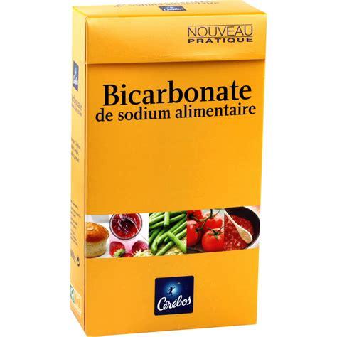 bicarbonate de sodium cuisine bicarbonate de sodium cérébos cérébos la boite de 800 g