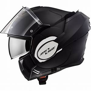 Casque Ls2 Modulable Ls2 Casque Modulable Convertible Valiant Ff399