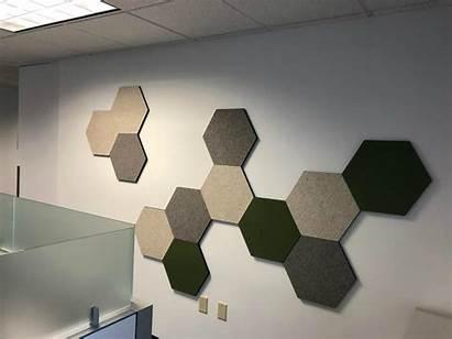 Panels Acoustic Wall Felt Customized