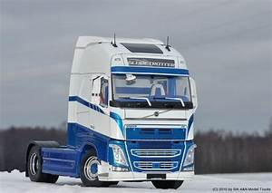 4 4 Volvo : swedish truck euro 6 resin kit a n model trucks ~ Medecine-chirurgie-esthetiques.com Avis de Voitures
