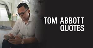 Tom Abbott Quotes - SOCO Sales Training