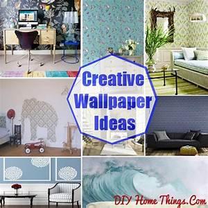 Creative Wallpaper for Home - WallpaperSafari