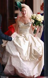 Sex And The City Vivienne Westwood Wedding Dress