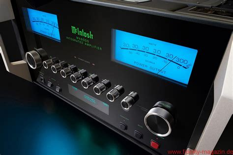 McIntosh Announces the MA9000 Integrated Amplifier ...