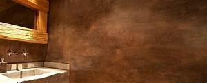 Wand Metallic Effekt : wandfarbe rosteffekt alle ideen ber home design ~ Michelbontemps.com Haus und Dekorationen