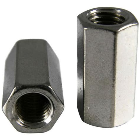 ms hexagonal long hex nuts size   rs  kg bs cycle industries id