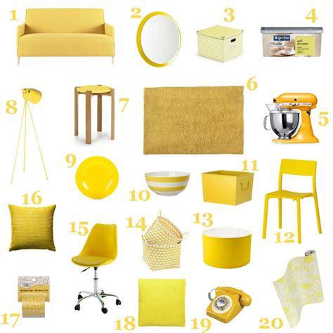 chambre bébé alinéa du jaune dans ma déco so what