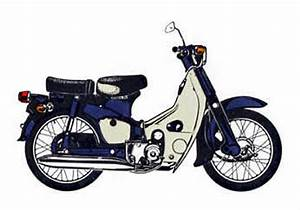 Moto Honda Automatique : gamme honda 60 70 39 s ~ Medecine-chirurgie-esthetiques.com Avis de Voitures