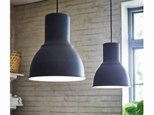Luminaire Ikea Suspension : suspension grise cuisine suspension lampe cuisine marchesurmesyeux ~ Teatrodelosmanantiales.com Idées de Décoration