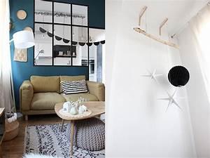 Noel Noir Et Blanc : ma d co de no l en noir et blanc blueberry home ~ Melissatoandfro.com Idées de Décoration