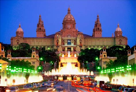 Barcelona, Spain One Of The Best Tourist Destinations