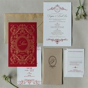sanstation hongkong wedding invitation suite With wedding invitation wording hong kong