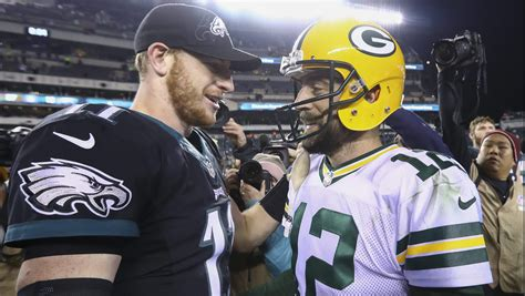 aaron rodgers  worried  facing explosive eagles