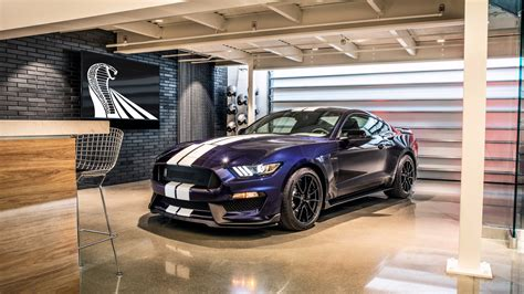Downaload Ford Mustang Shelby Gt350, Sprots Car, 2019