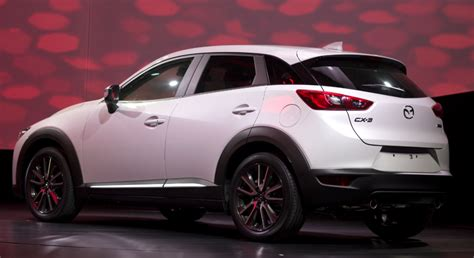mazda suv lineup 2016 mazda cx 3 skyactiv performance in an extra small